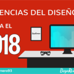 Tendencias del Diseño Web para el 2018