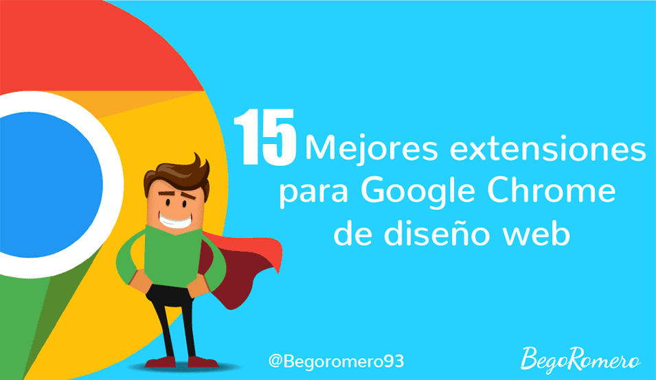 extensiones-chrome-diseno-web