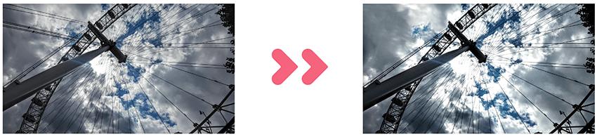 Programa edición de fotos Pixlr