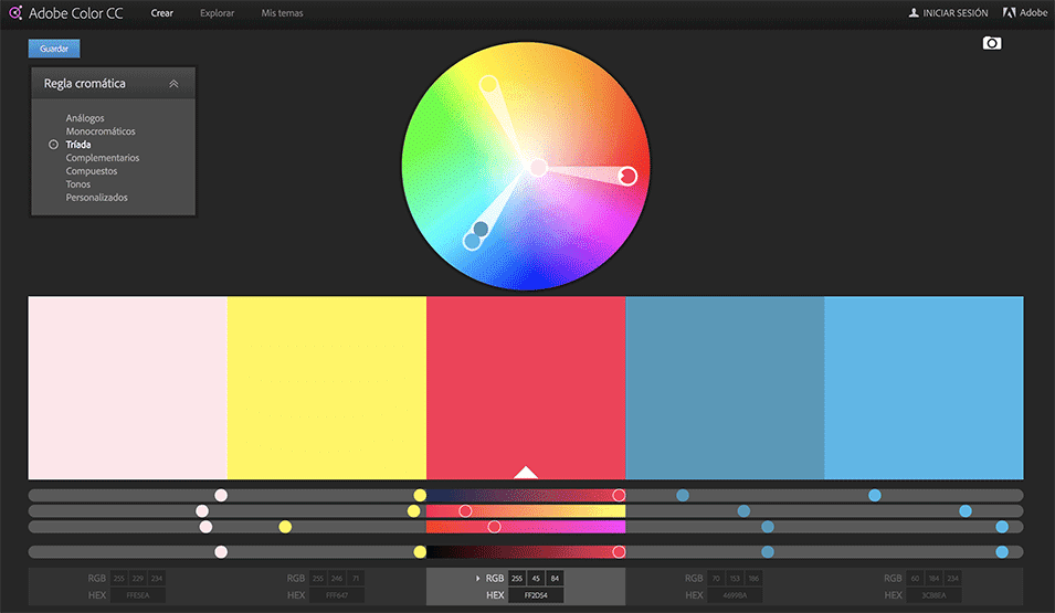 Encuentra los Colores Perfectos para una Combinación de Impacto   b8a761627895