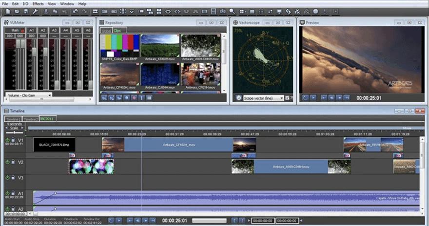 Crear vídeos con fotos y música