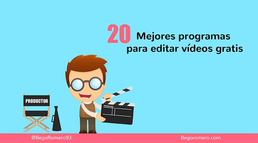 Programas para editar vídeos gratis