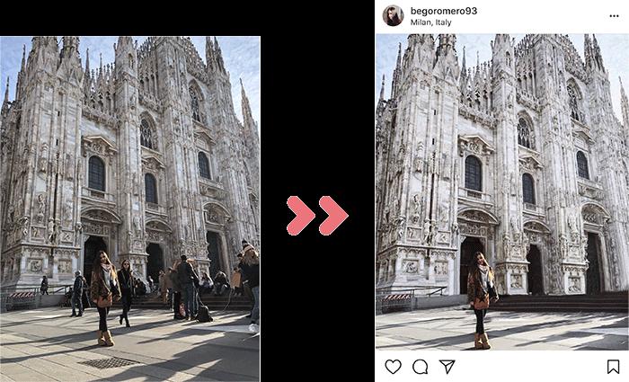 Editor Instagram