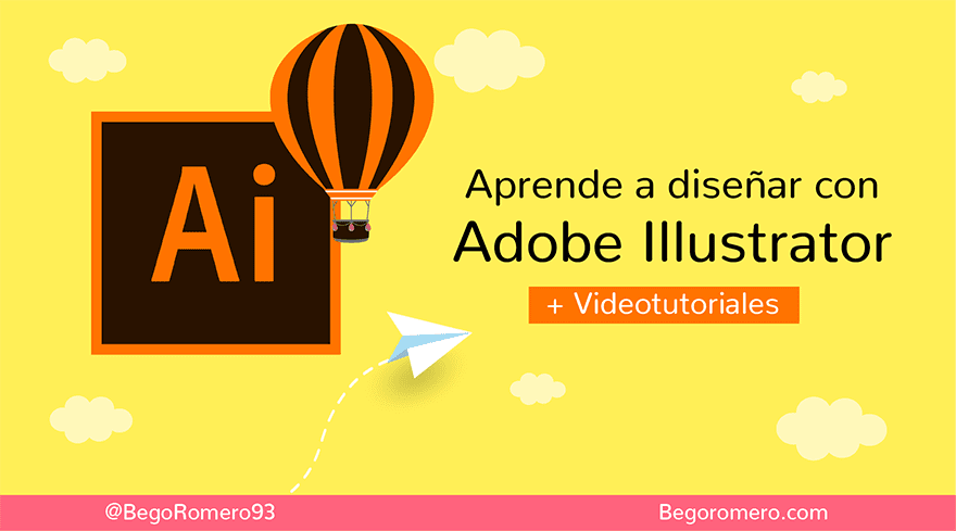 Tutorial Adobe Illustrator para principiantes