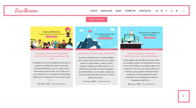 Diseño web centrado en el usuario ejemplos