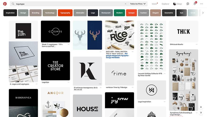 logos originales y creativos
