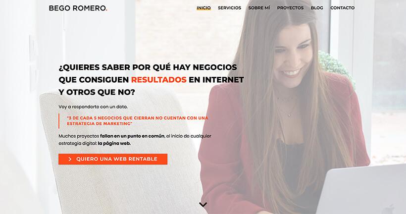 diseño web completo