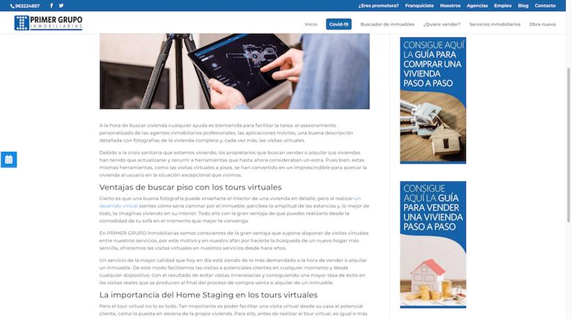 ejemplos de marketing inmobiliario