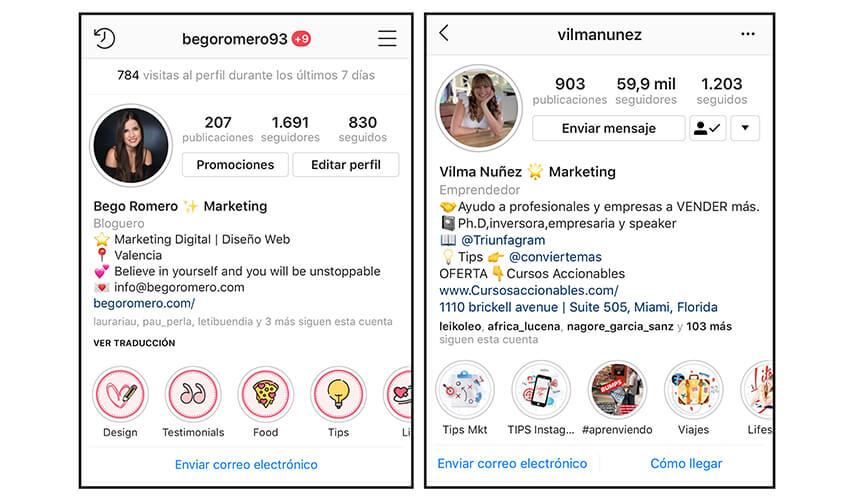 0d517acc2aa2 17 Estrategias de Marketing en Instagram [CONSEJOS]   Bego Romero