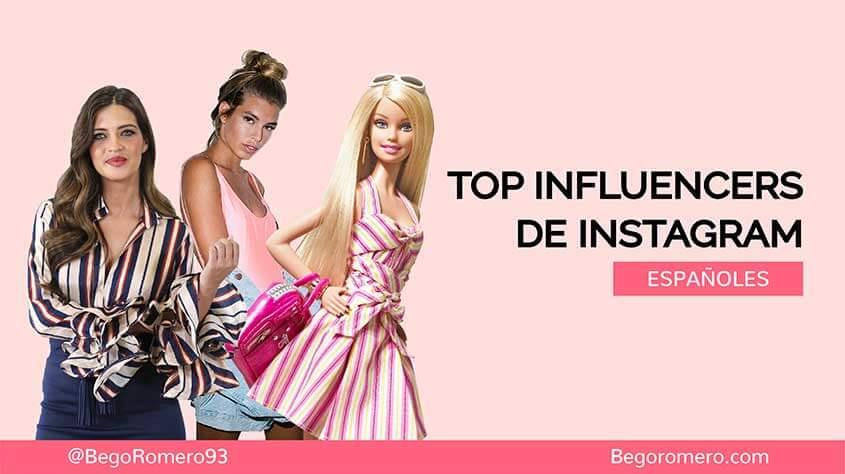 top instagramers de moda