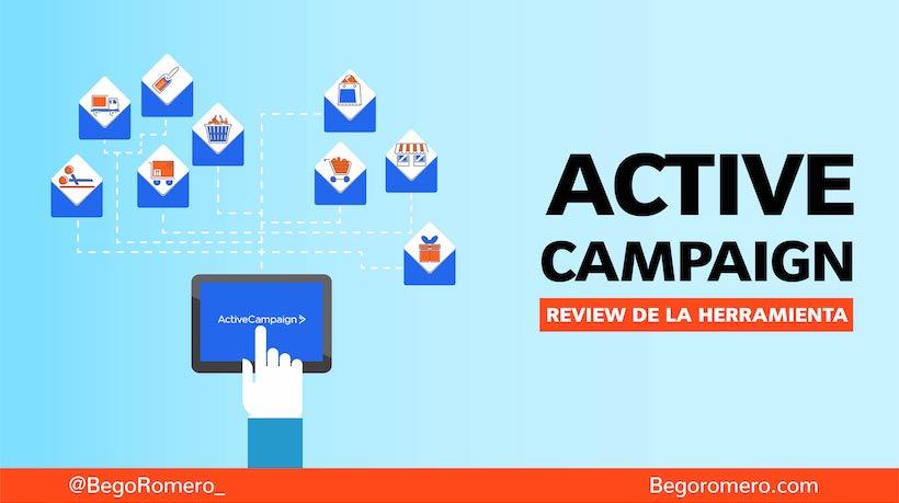 opiniones active campaign