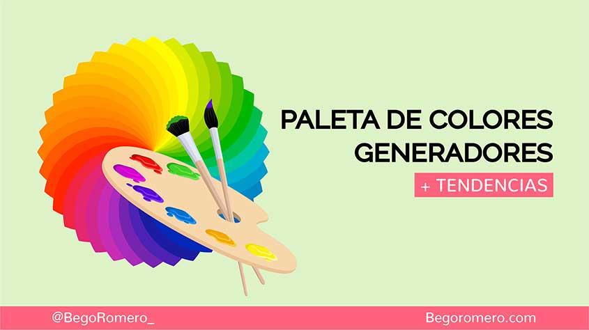 Paleta de Colores para el Diseño Web