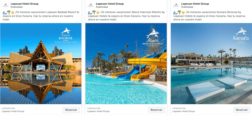 publicidad turística