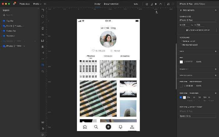 uxpin wireframes
